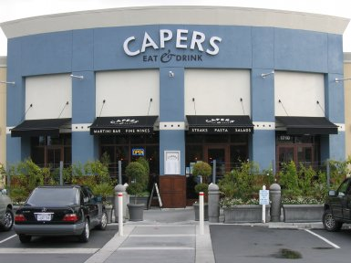 Capers in Campbell, California