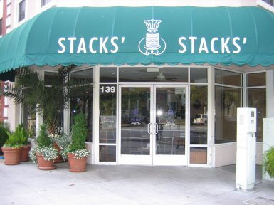 Stacks in Campbell, California