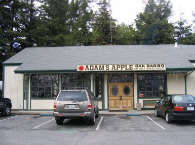 Adam's Apple Grill & Bar in Campbell, California