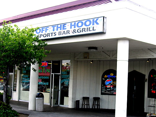 Off the Hook in Campbell, California