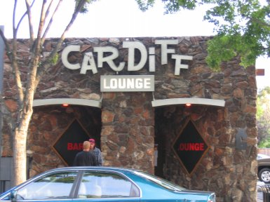 Cardiff Lounge in Campbell, California