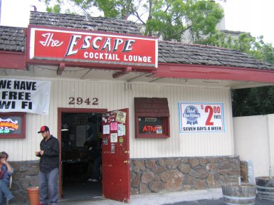 The Escape in Campbell, California