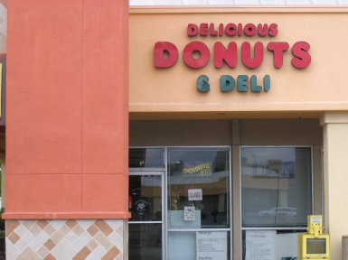 Delicious Donuts & Deli in Campbell, California