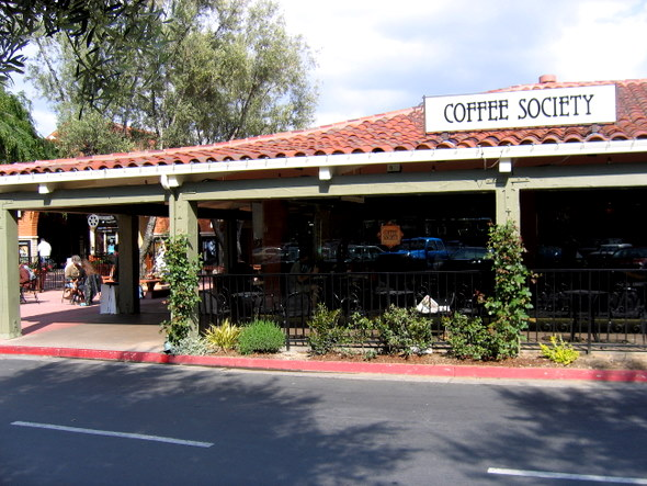 Coffee Society in Campbell, California