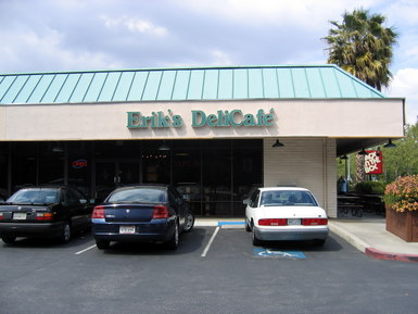 Erik's Delicafe in Campbell, California