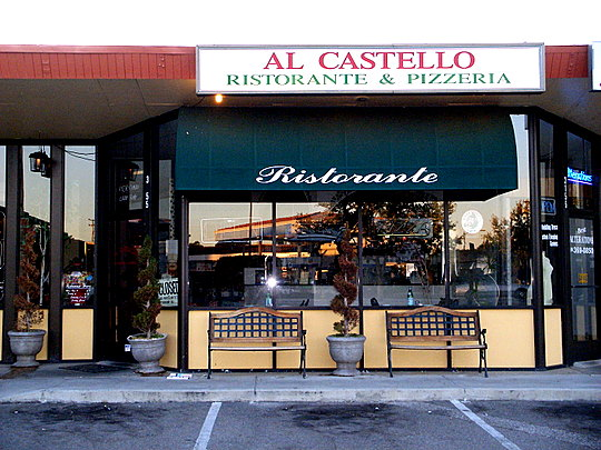 Al Castello in Campbell, California