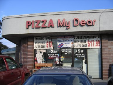 Pizza My Dear in Campbell, California