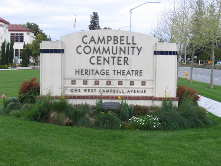 Campbell Community Center Campbell California Ca Photo