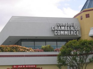 Campbell Chamber of Commerce Building- (medium sized photo)